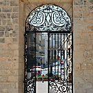 Gated Door Way Mellehia by eleean0r