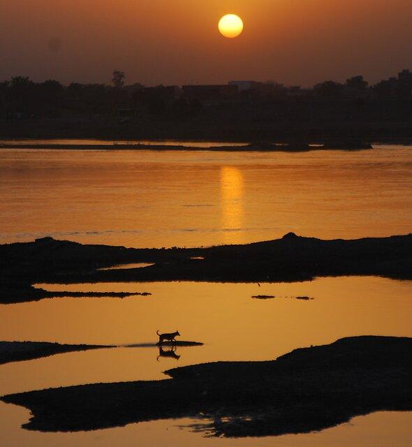 Beautiful Sunset by manishah