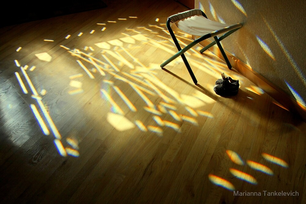 light in the house ... by Marianna Tankelevich