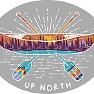 Up North Canoe by GreatLakesLocal