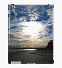 Sunrise Beach Walk iPad Case/Skin