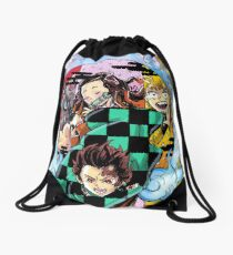 Slayers Drawstring Bag