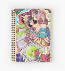 DJ Oniko Spiral Notebook