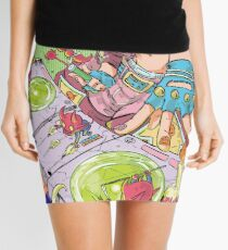 DJ Oniko Mini Skirt