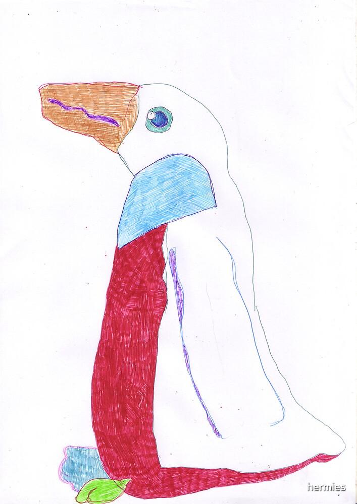 Karen's Penguin 1 by hermies