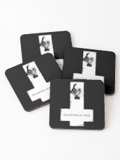 Salvation Is Free Coasters