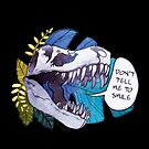 She-Rex - Don't tell me to smile by kahahuna