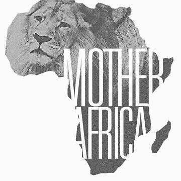 mother africa by jacktoohey