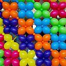 Balloons by Ewan Arnolda