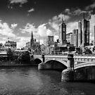 Melbourne  by Christine Wilson