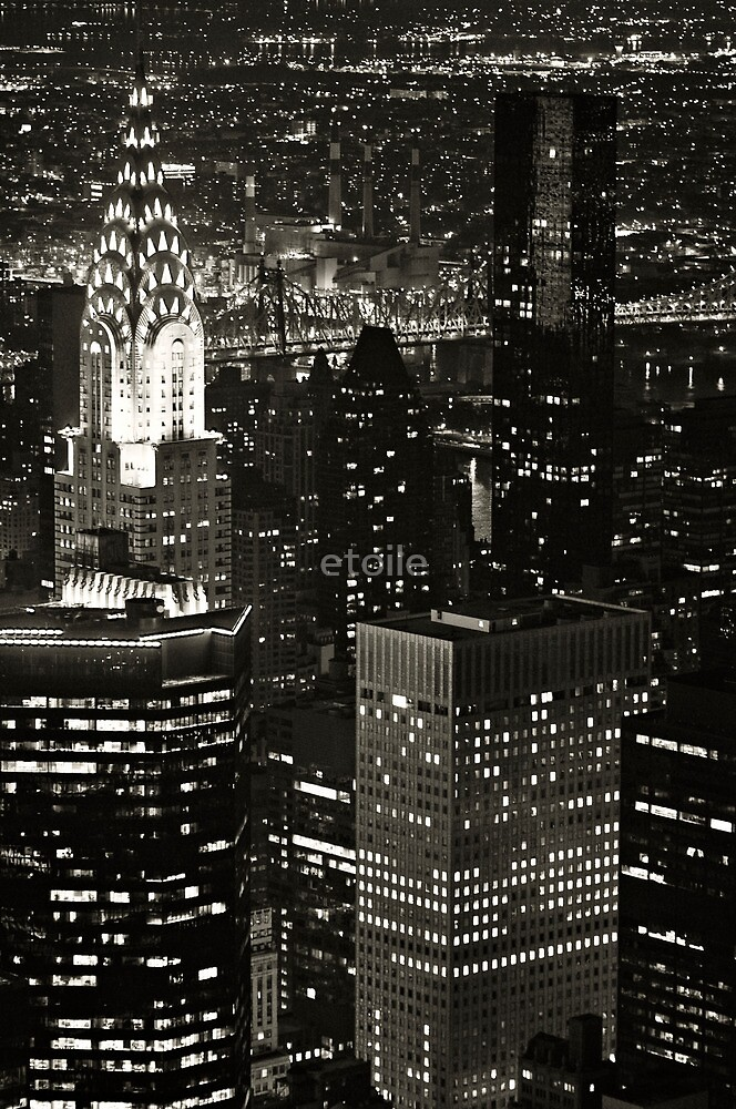 new york by etoile