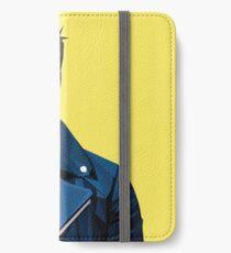 Vinilo o funda para iPhone Robert Downey Jr - Vector Low Poly