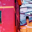 Pink walls by Alexandra Muresan