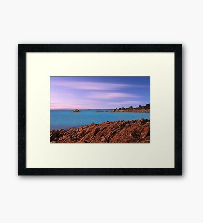 Dunsborough - Western Australia  Framed Print