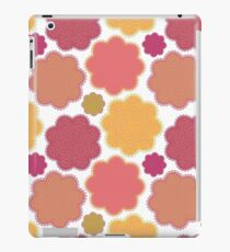 Flowers, Petals, Blossoms - Yellow Green Pink iPad Case/Skin