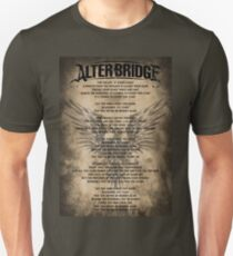 Alterbridge - Blackbird Unisex T-Shirt