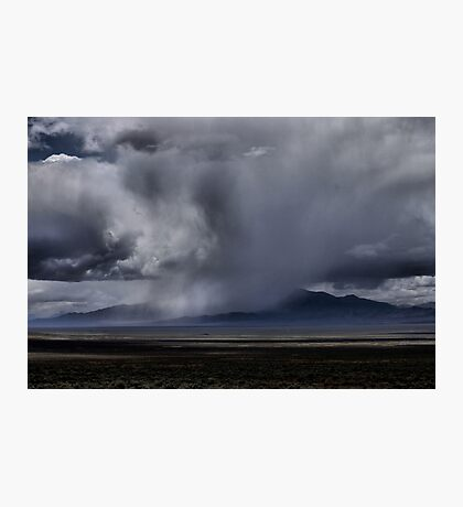 Scattered showers Photographic Print