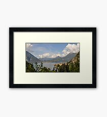 Varenna, Italy Framed Print