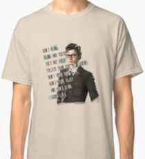 DON'T BLINK!! Classic T-Shirt