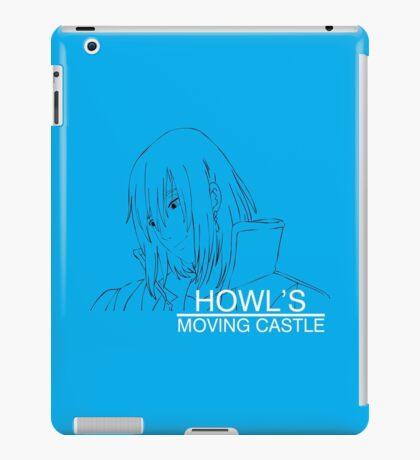 Howl's Moving Castle - Howl iPad Case/Skin