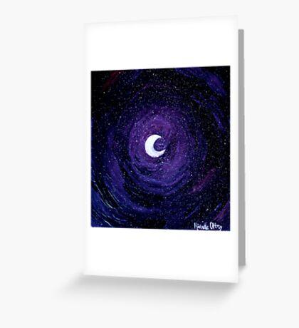 Infinite. Greeting Card
