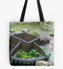 Mill wheel. Tote Bag