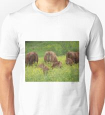 Buttercup Behinds Unisex T-Shirt