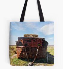 That boat again Tote Bag