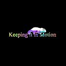 Michela - Chameleon ESC 2019 - Keeping it in motion (B) by talgursmusthave