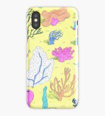 corals iPhone Case/Skin