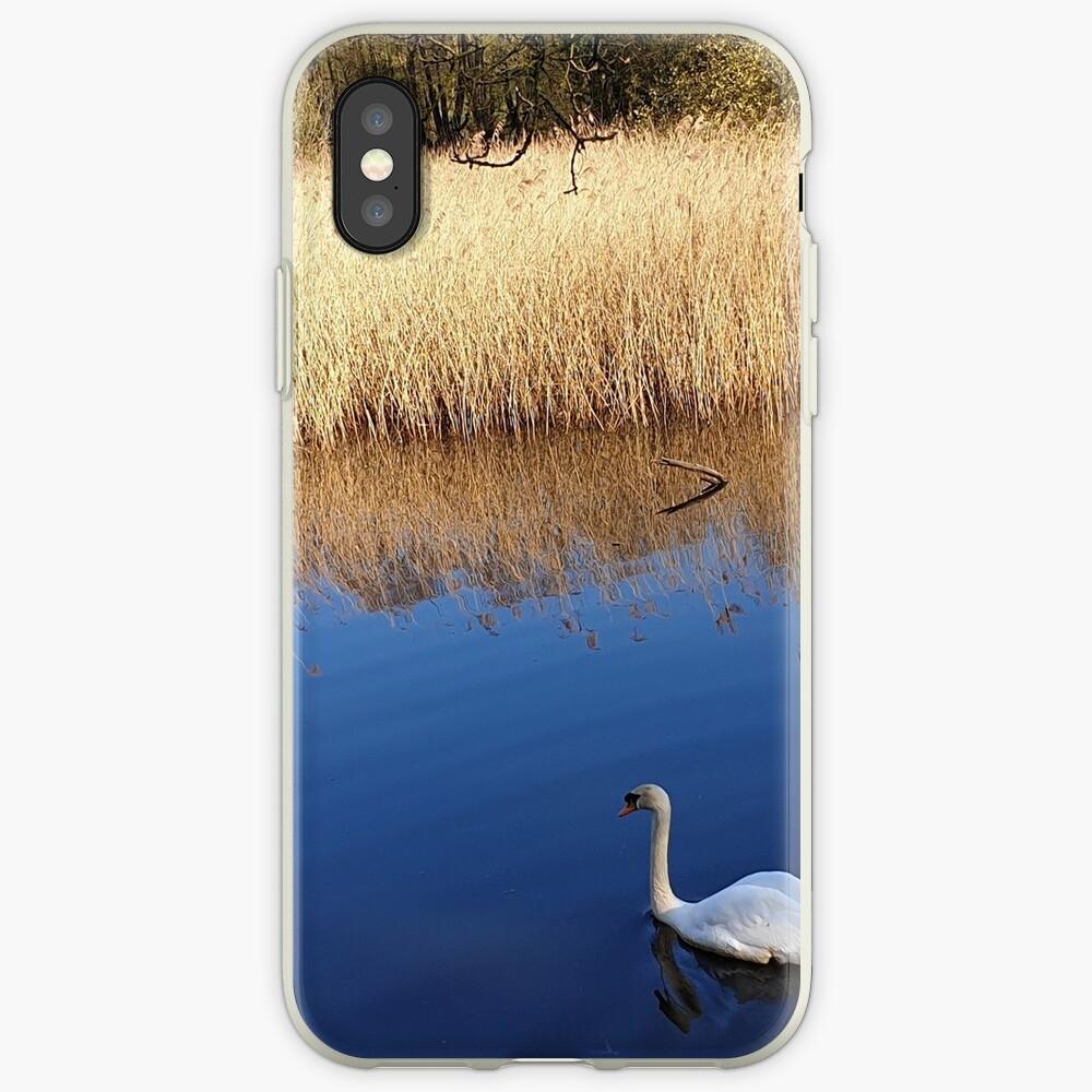 Schwäne iPhone-Hülle & Cover