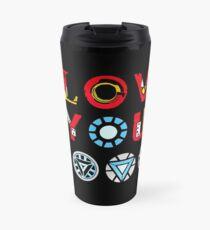 I Love You 3000 v3 Travel Mug