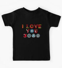 I Love You 3000 v3 Kids T-Shirt
