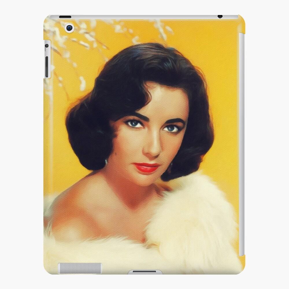 Elizabeth Taylor, Filmstar iPad-Hülle & Skin