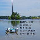 Relaxation: Nature's Prescription for Healing by KnutsonKr8tions