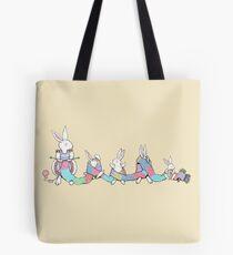 And carrot too Tote Bag
