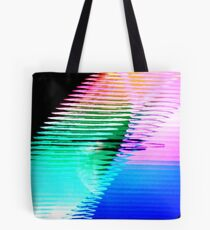 Coloured Whirlwinds Tote Bag