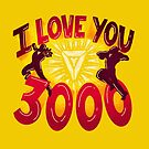 I Love You 3000  by abbymalagaART
