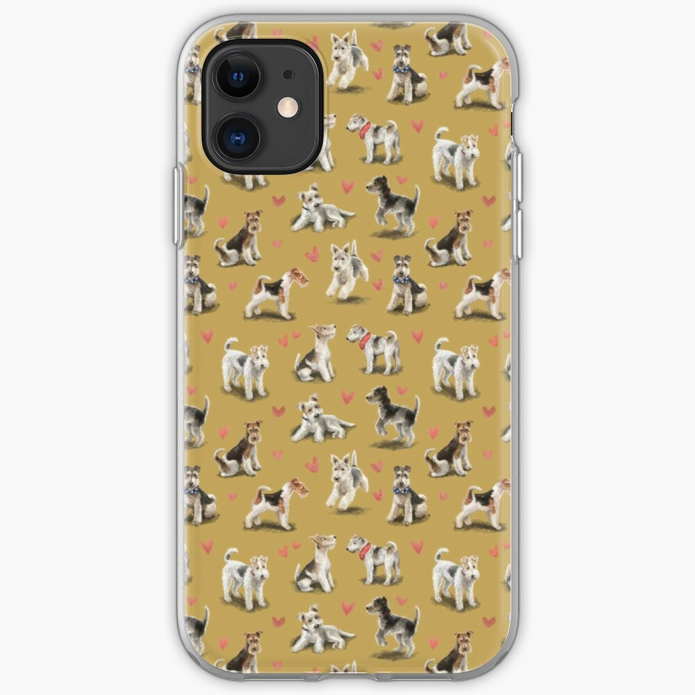 The Fox Terrier iPhone Case & Cover
