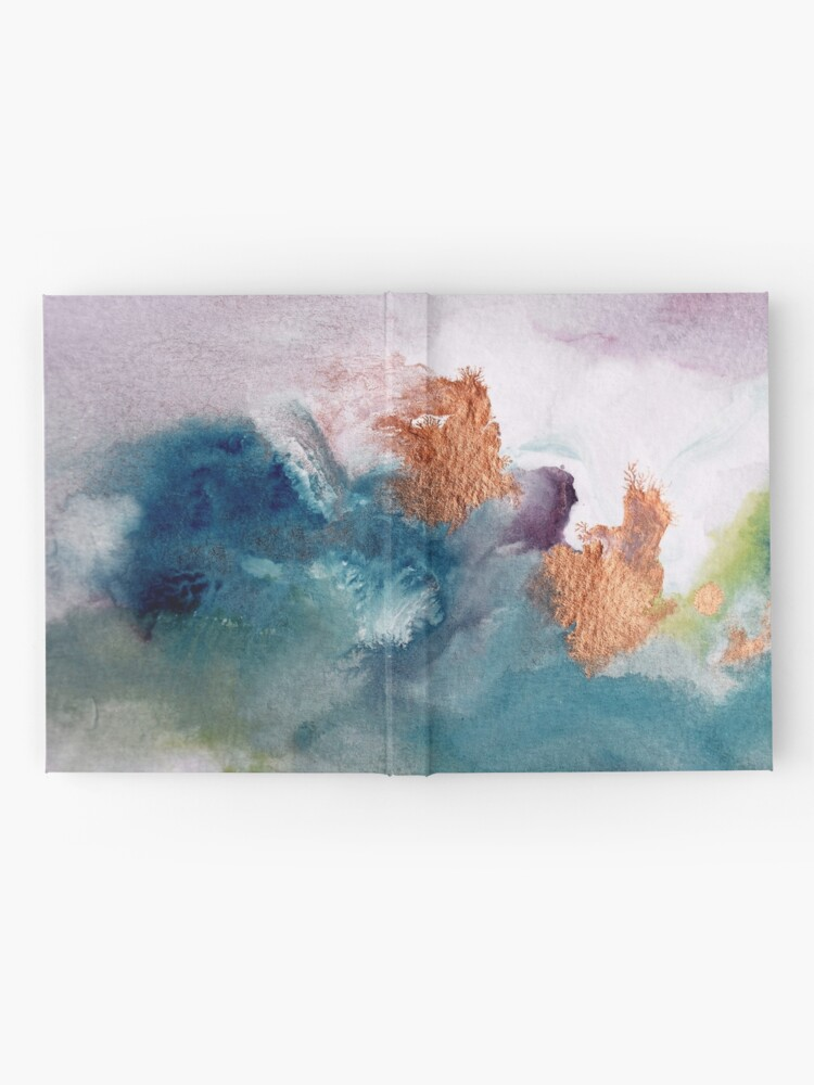 Alternate view of Abstract Birth Hardcover Journal