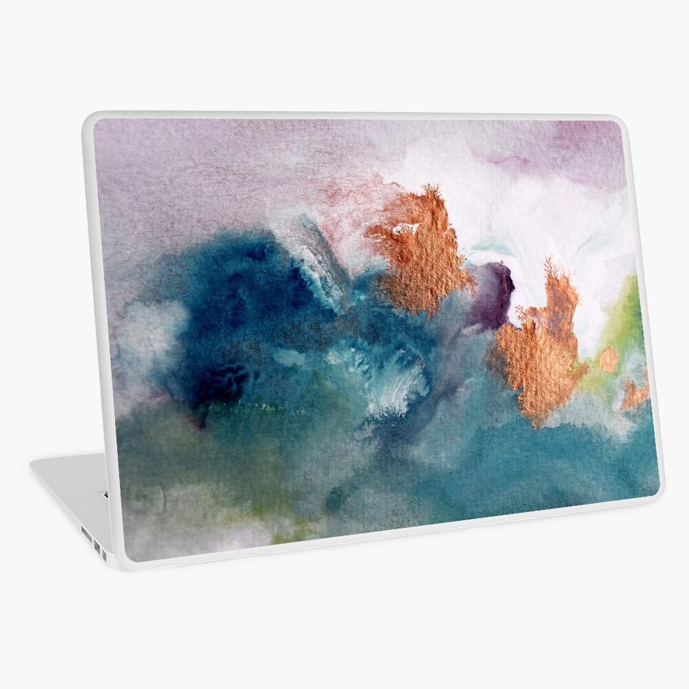 Abstract Birth Laptop Skin