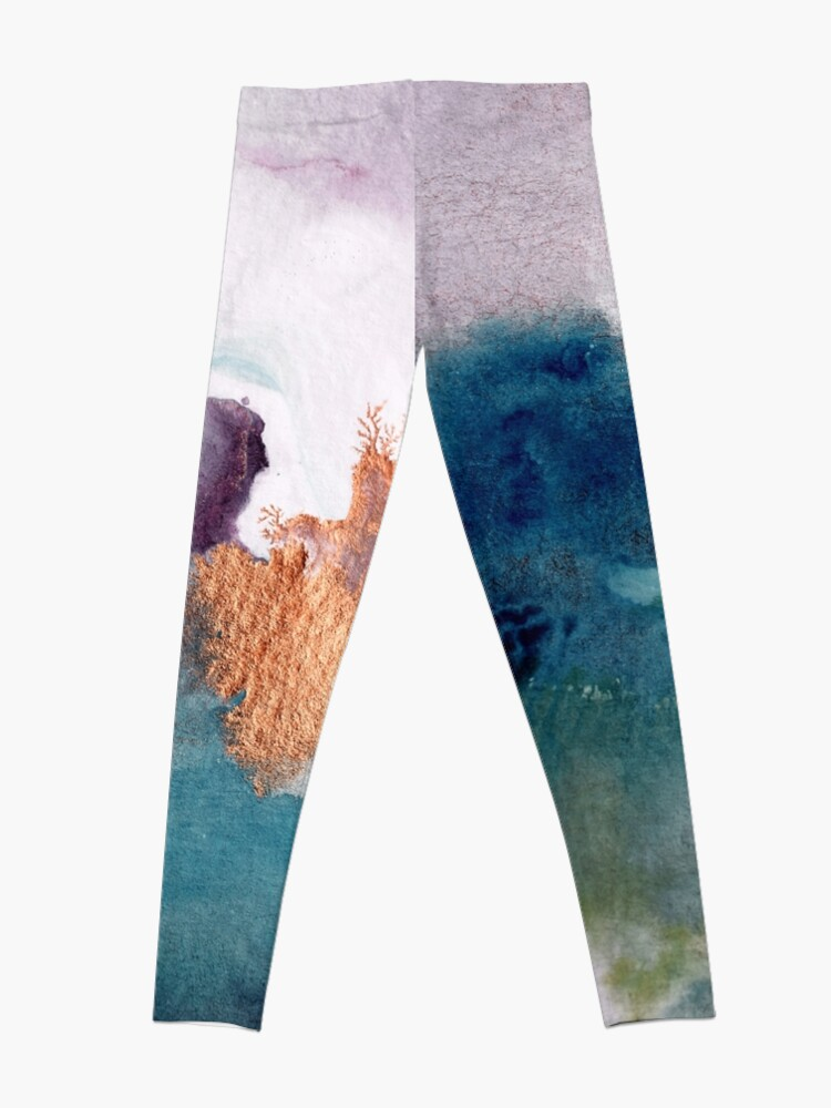 Alternate view of Abstract Birth Leggings