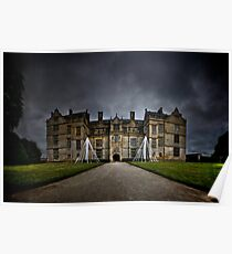 Montacute House Poster