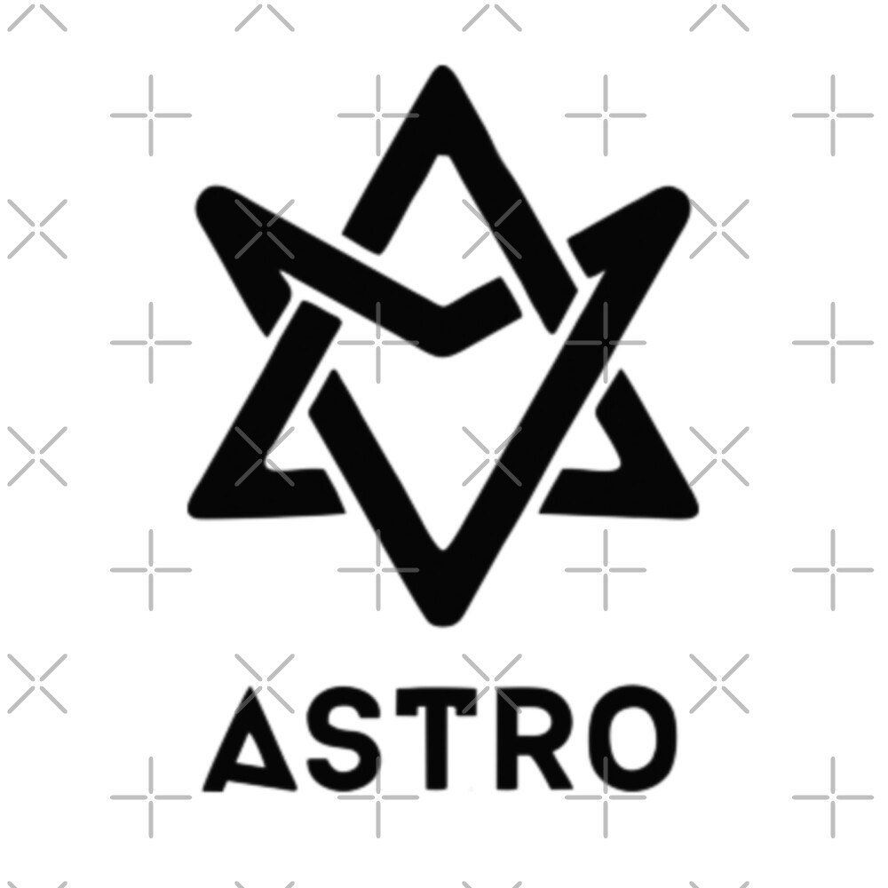 astro logo kpop boy group