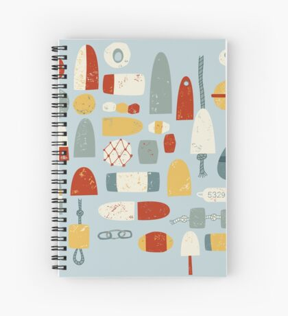 Oh Buoy! Spiral Notebook