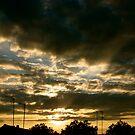 Sunset #3 by Richard Pitman
