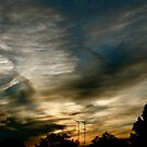 Sunset #1 by Richard Pitman