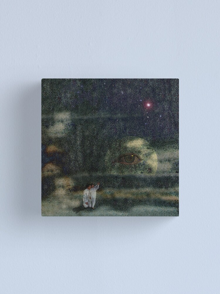Alternate view of Twilight at Dawn Canvas Print