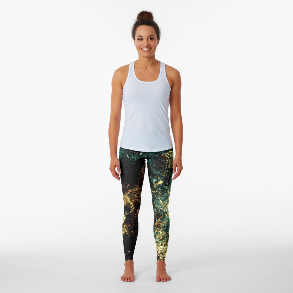Abstract XIII Leggings