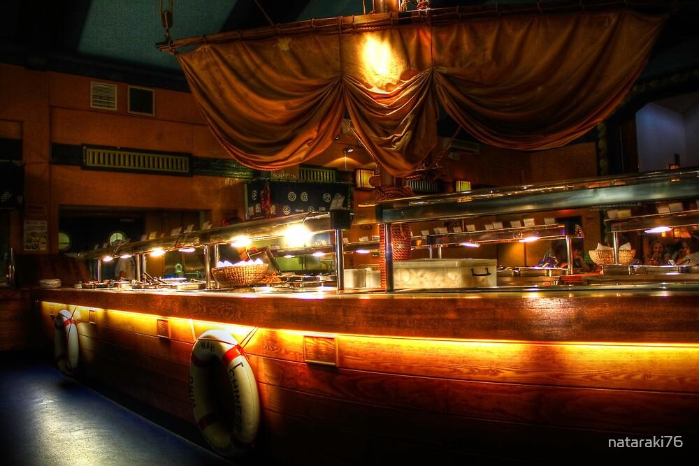 Buffet Ship by nataraki76